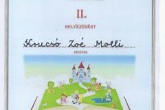 Krucsó-Zoé-Molli