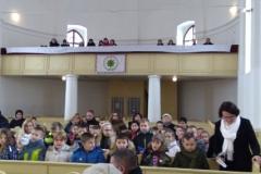 Adventi szolgálat 1-2. osztály
