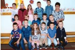 Osztályok a 2018-2019 tanévben